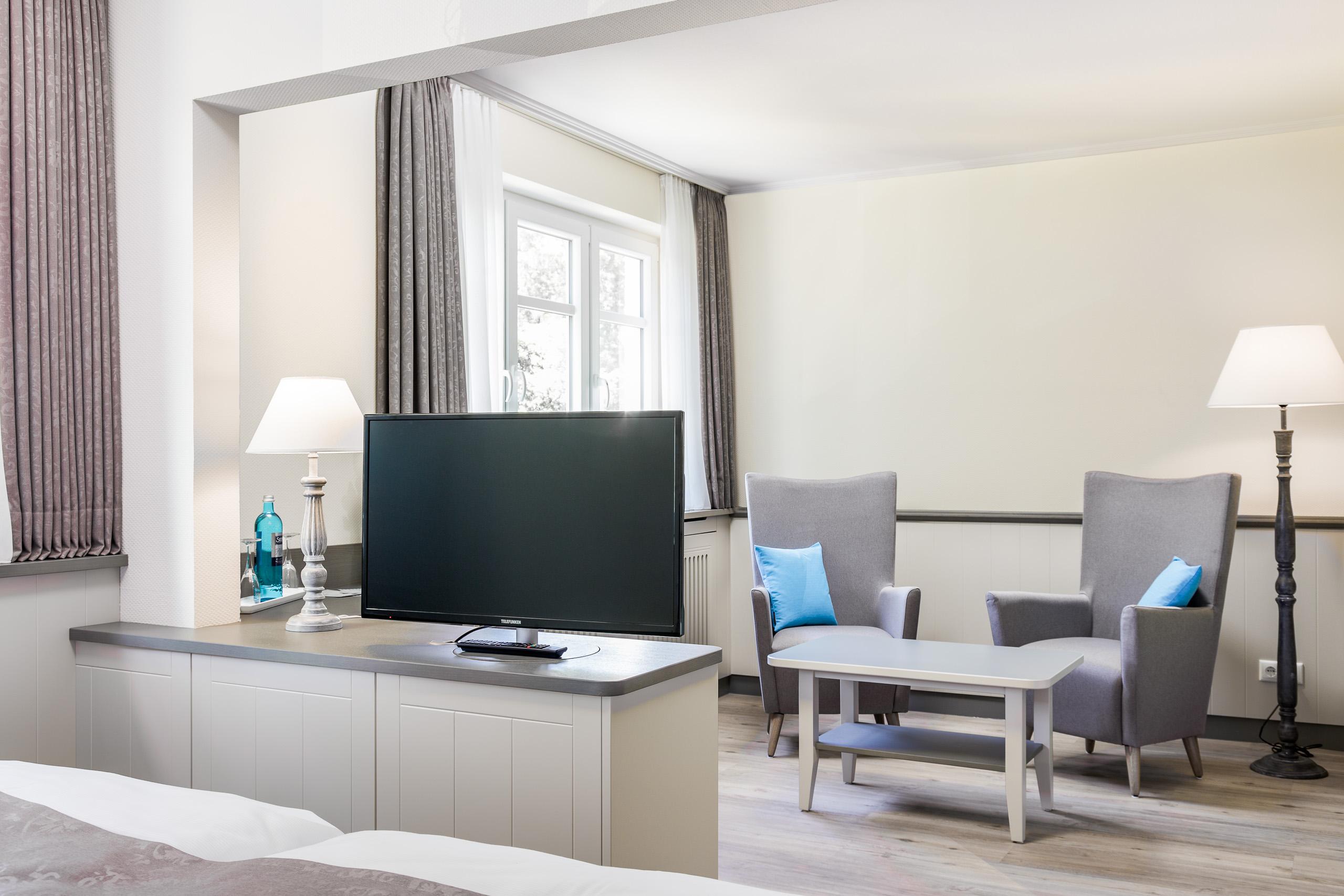 Zimmer & Preise - Hotel Klein Amsterdam in Friedrichstadt